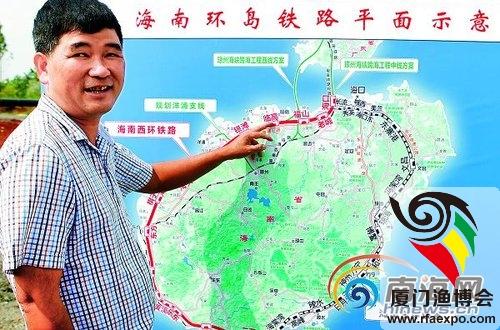 临高规划度假休闲社区 借力西环铁开发滨海旅游