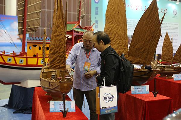 海丝船模文化展示